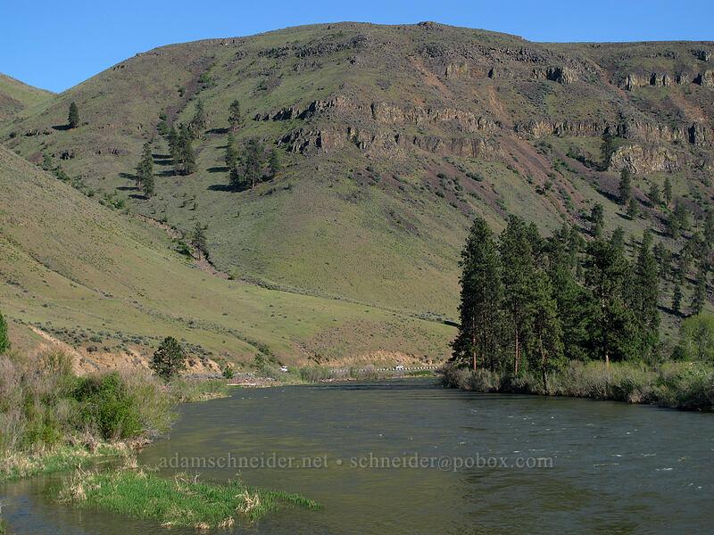 Yakima Canyon & Yakima River [Canyon Road, Kittitas County, Washington]