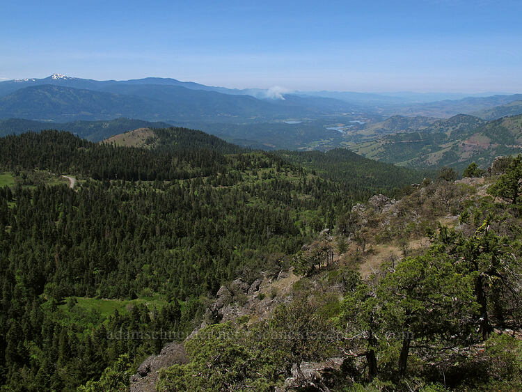 Rogue Valley [Hobart Bluff, Cascade-Siskiyou National Monument, Oregon]