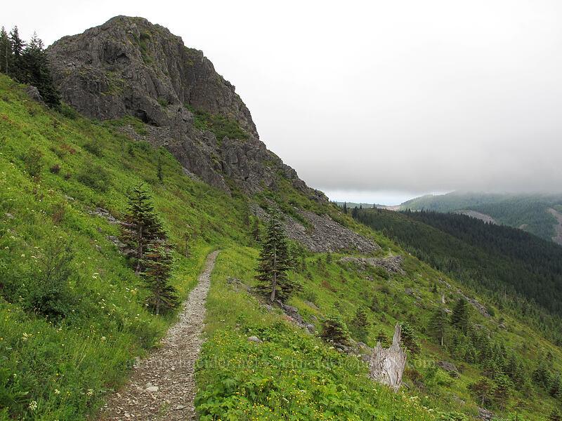 Pyramid Rock [Grouse Vista Trail, Gifford Pinchot National Forest, Washington]