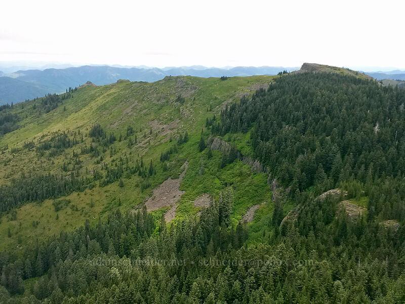 Silver Star Mountain [Sturgeon Rock, Gifford Pinchot National Forest, Washington]