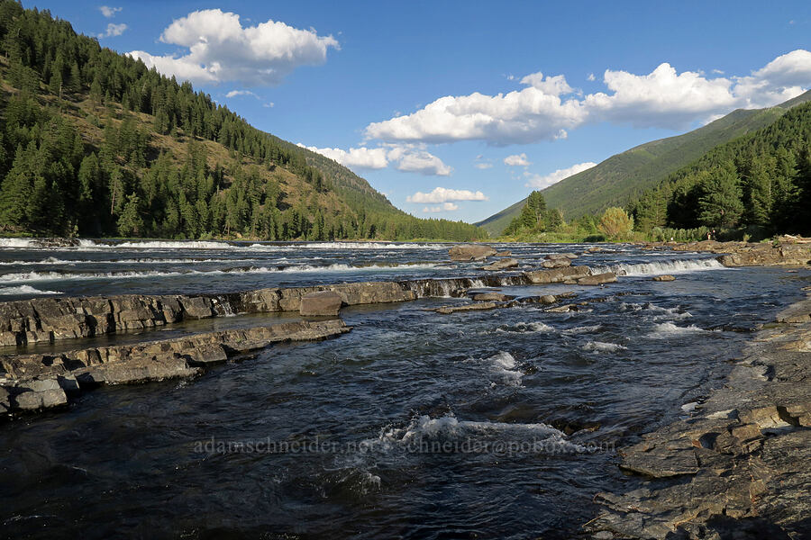Kootenai Falls [Kootenai Falls, Lincoln County, Montana]