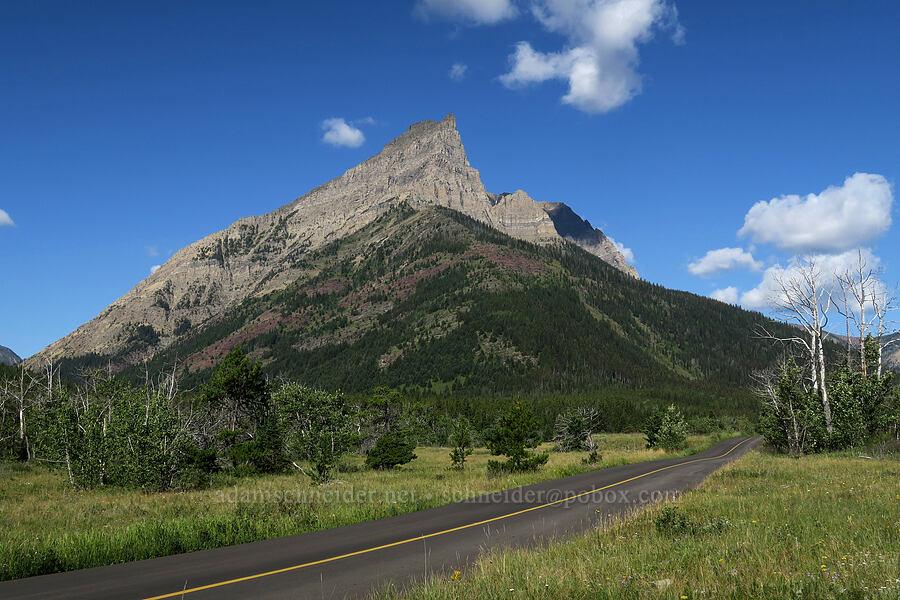 Anderson Peak [Red Rock Parkway, Waterton Lakes National Park, Alberta, Canada]
