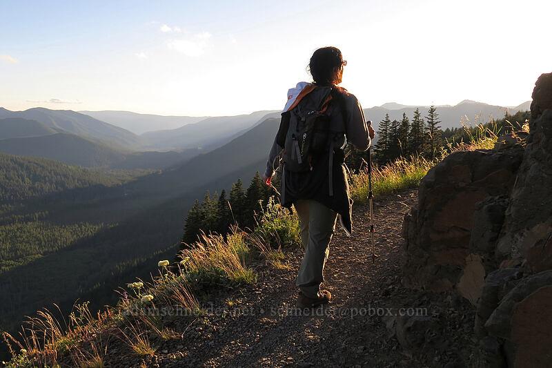 Verity [Bald Mountain, Mt. Hood Wilderness, Oregon]