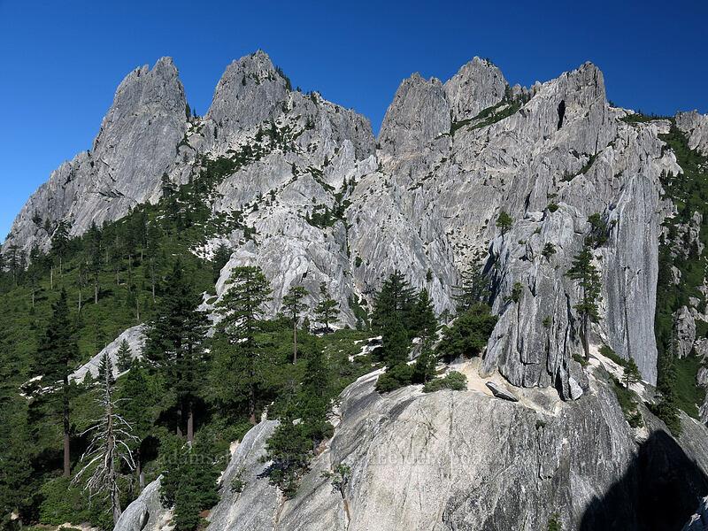 Castle Crags [Castle Dome, Castle Crags Wilderness, California]