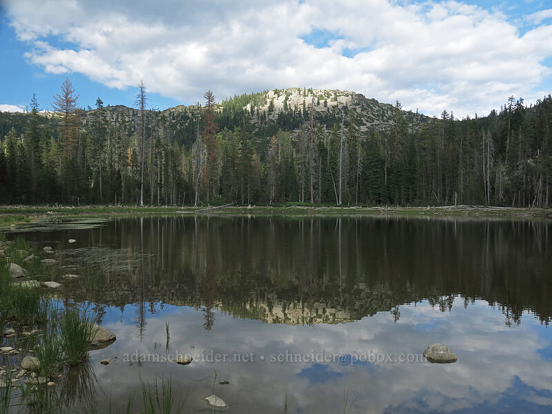 Mumbo Lake [Mumbo Lake, Shasta-Trinity National Forest, California]