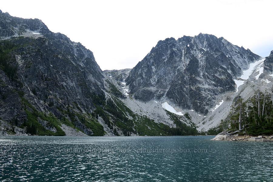 Colchuck Lake, Aasgard Pass, & Dragontail Peak [Colchuck Lake Trail, Alpine Lakes Wilderness, Washington]