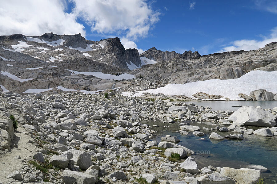 Upper Enchantments Basin [Snow Lakes Trail, Alpine Lakes Wilderness, Washington]