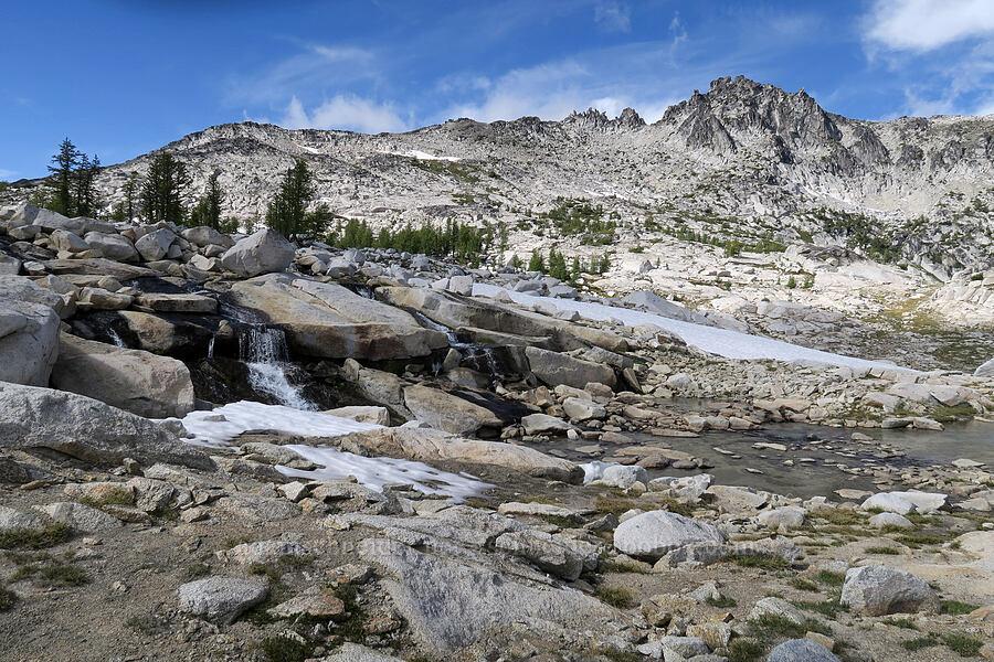 Upper Enchantments Basin [Snow Lakes Trail, Alpine Lakes Wilderness, Washington]