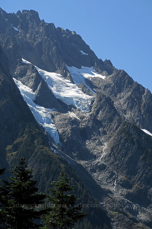 north side of Johannesburg Mountain [Cascade Pass Trail, North Cascades National Park, Washington]