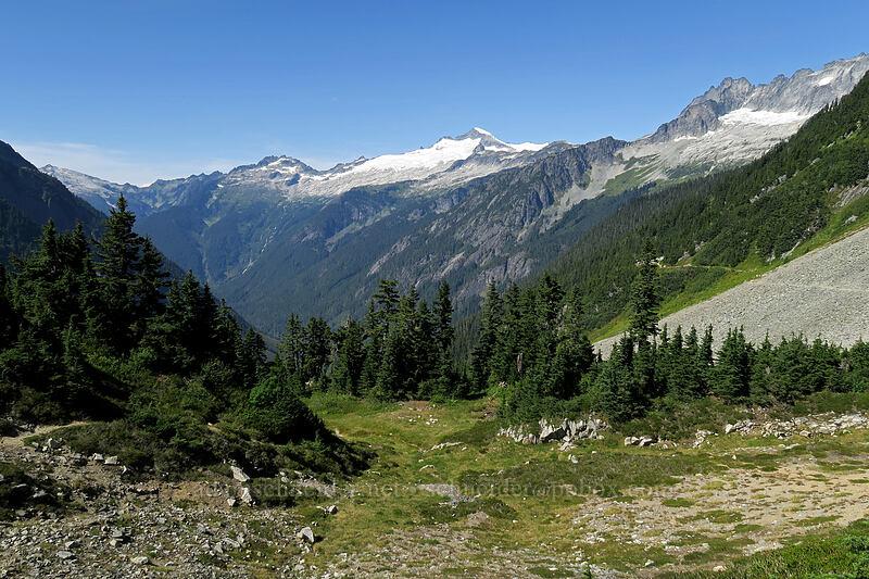 The Triad, Eldorado Peak, & Mt. Torment [Cascade Pass, North Cascades National Park, Washington]
