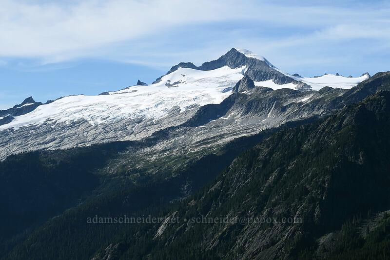 Eldorado Peak & Eldorado Glacier [Cascade Pass, North Cascades National Park, Washington]