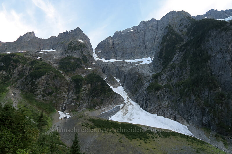 Johannesburg Mountain [Cascade River Road, North Cascades National Park, Washington]