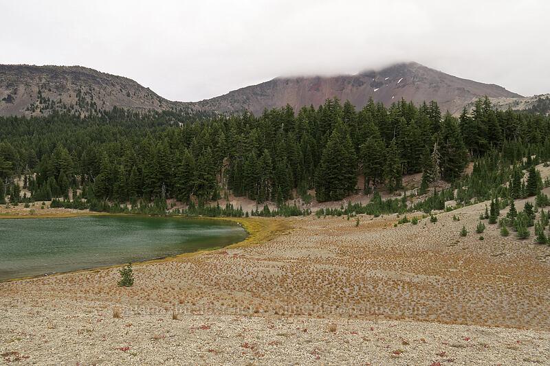 Broken Top & Green Lakes [below Broken Top, Three Sisters Wilderness, Oregon]