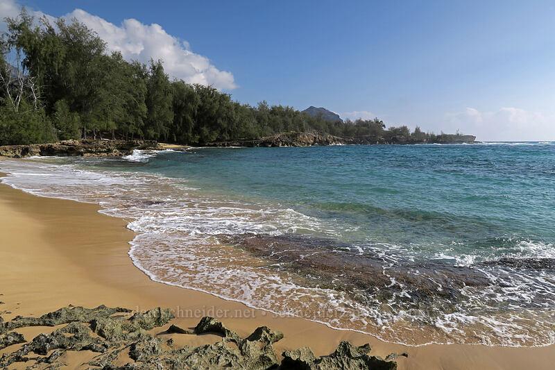 Kawailoa Bay [Kawailoa Bay, Maha'ulepu, Kaua'i, Hawaii]