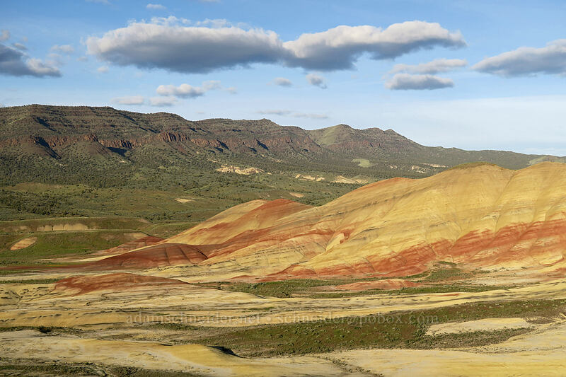 Painted Hills [Painted Hills Overlook Trail, John Day Fossil Beds National Monument, Oregon]