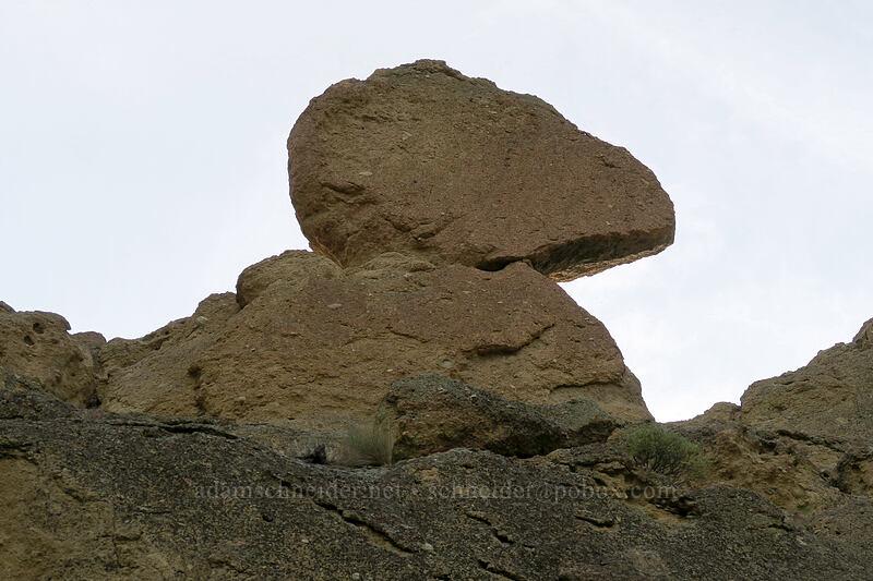 The Asterisk [Asterisk Pass, Smith Rock State Park, Oregon]