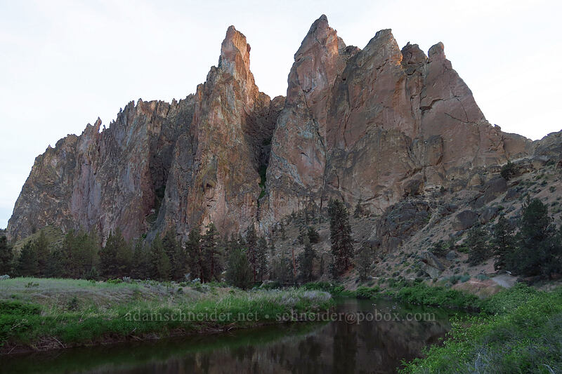 Smith Rock group [River Trail, Smith Rock State Park, Oregon]