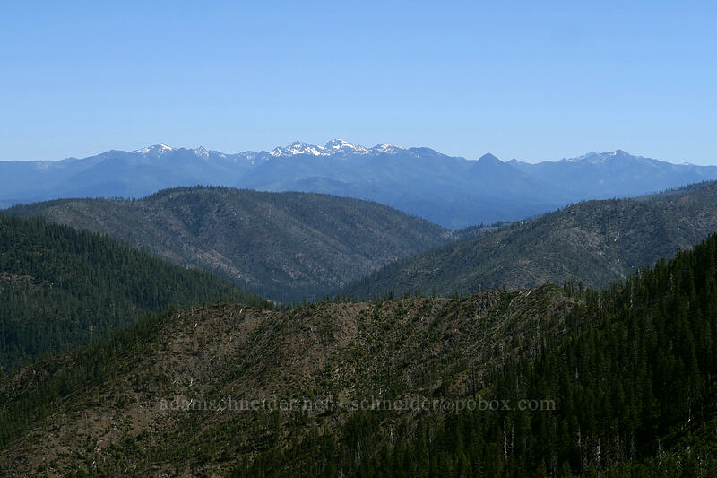 Siskiyou Mountains [Forest Road 4201, Rogue River-Siskiyou National Forest, Oregon]