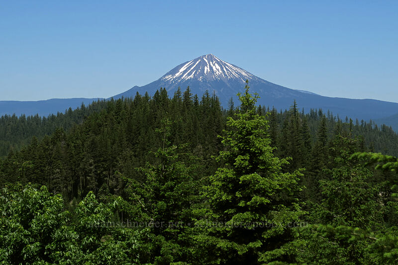 Mt. McLoughlin [Grizzly Peak Trail, Jackson County, Oregon]