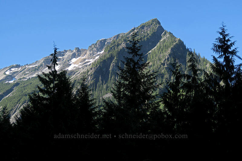 Morning Star Peak [Sunrise Mine Trailhead, Mount Baker-Snoqualmie National Forest, Washington]
