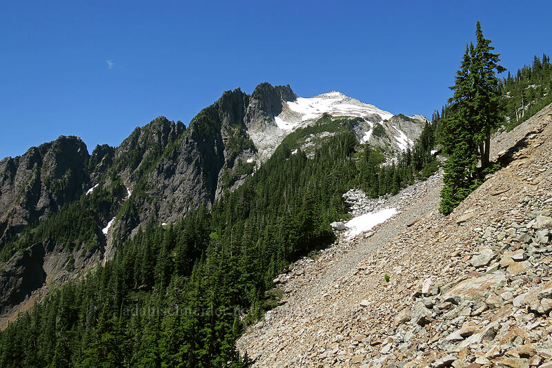 Vesper Peak [Sunrise Mine Trail, Morning Star NRCA, Washington]