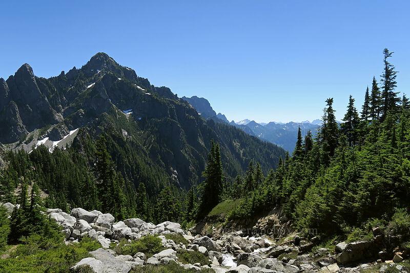 Morning Star Peak [Vesper Basin, Mount Baker-Snoqualmie National Forest, Washington]