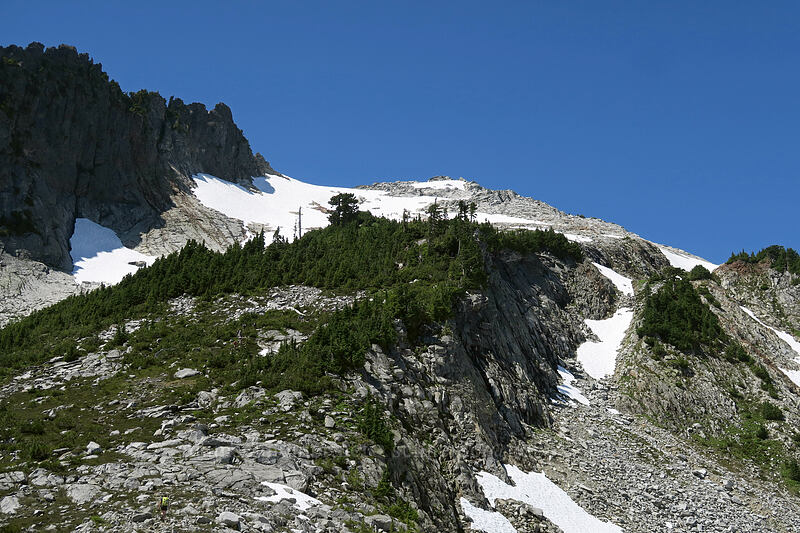 Vesper Peak [Vesper Peak, Mount Baker-Snoqualmie National Forest, Washington]