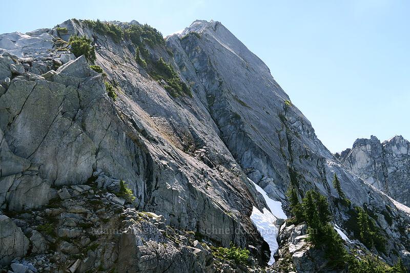 Vesper Peak's north face [Vesper Peak, Morning Star NRCA, Washington]