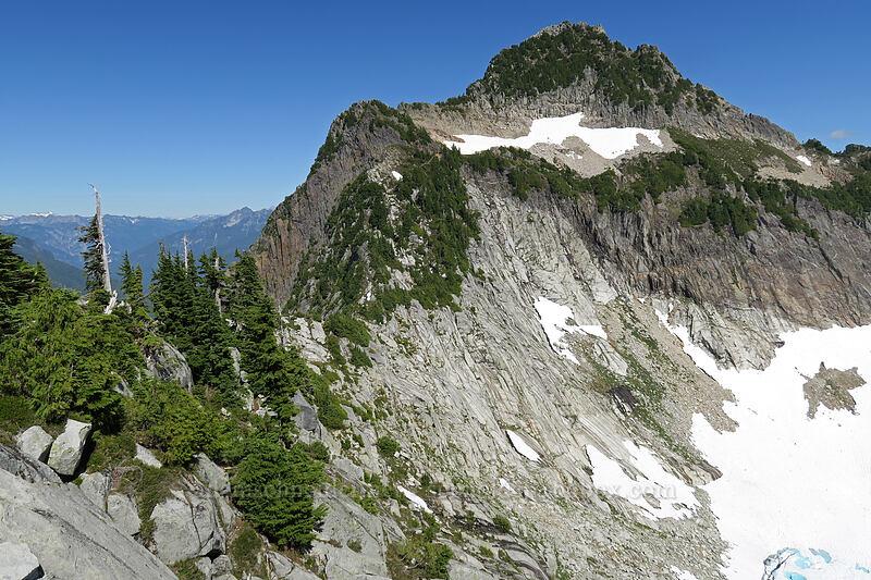Sperry Peak approach [Wolf Peak, Morning Star NRCA, Washington]