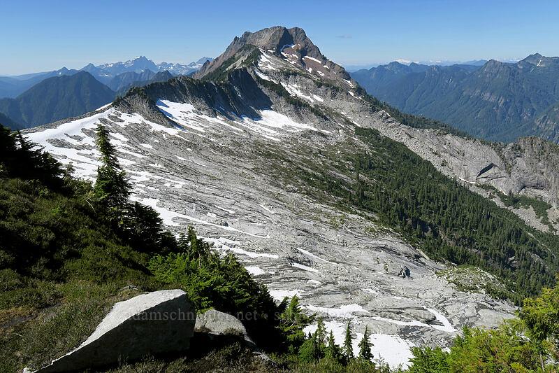Big Four Mountain [Sperry Peak, Morning Star NRCA, Washington]