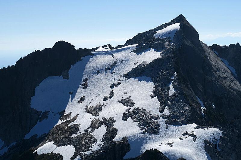 Vesper Peak [Sperry Peak summit, Morning Star NRCA, Washington]