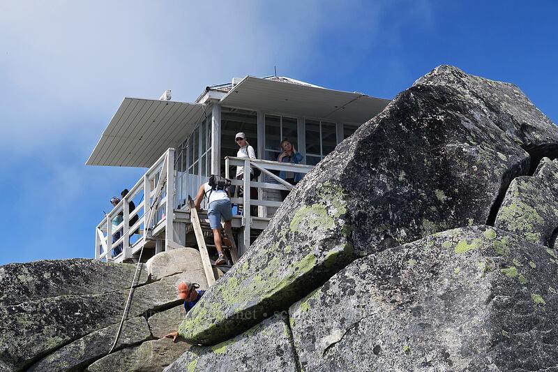 Mt. Pilchuck Lookout [Mount Pilchuck summit, Mount Pilchuck State Park, Washington]