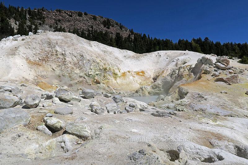 Big Boiler [Bumpass Hell, Lassen Volcanic National Park, California]