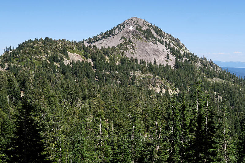 Reading Peak [Lassen Peak Highway, Lassen Volcanic National Park, California]