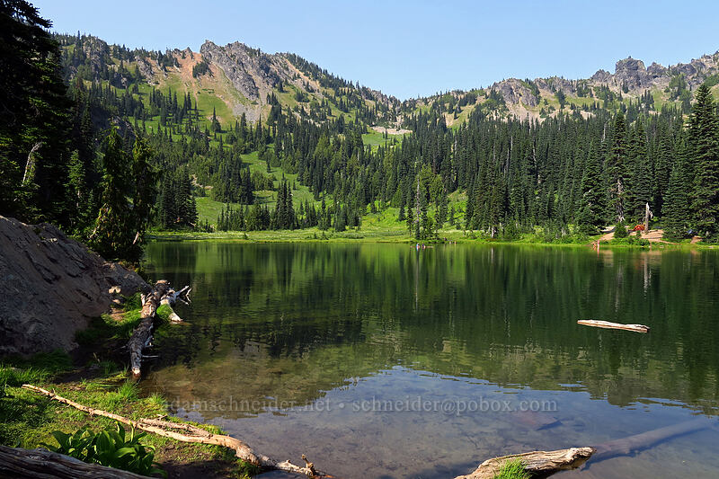 Sheep Lake [Pacific Crest Trail, Wenatchee National Forest, Washington]