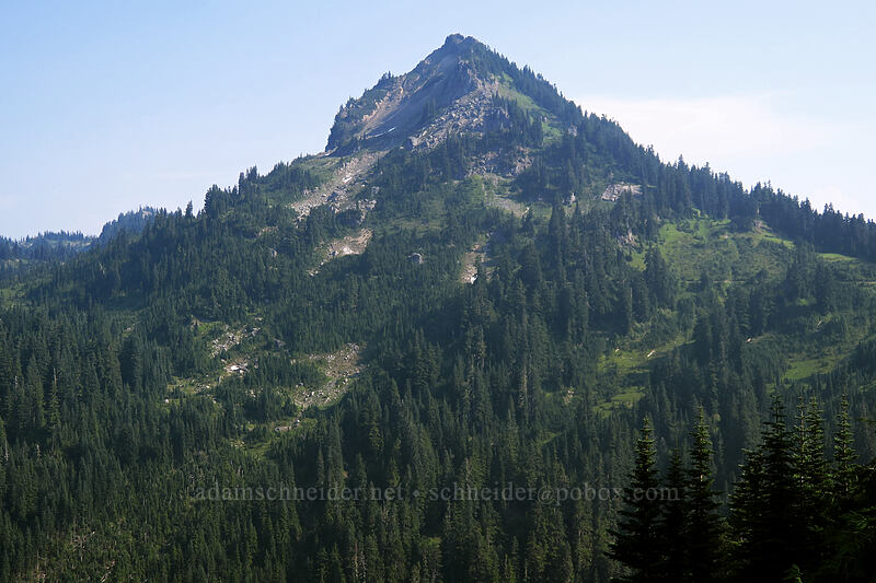 Naches Peak [Pacific Crest Trail, Wenatchee National Forest, Washington]