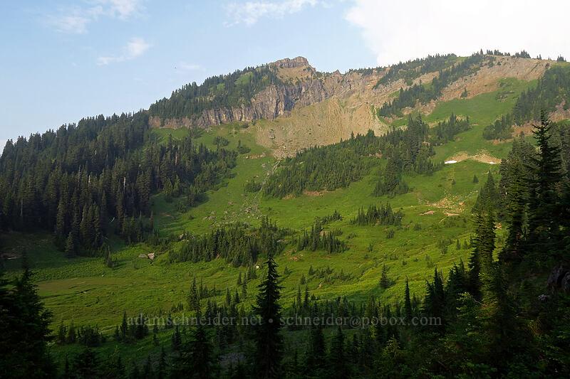 Naches Peak [Naches Loop Trail, Mount Rainier National Park, Washington]