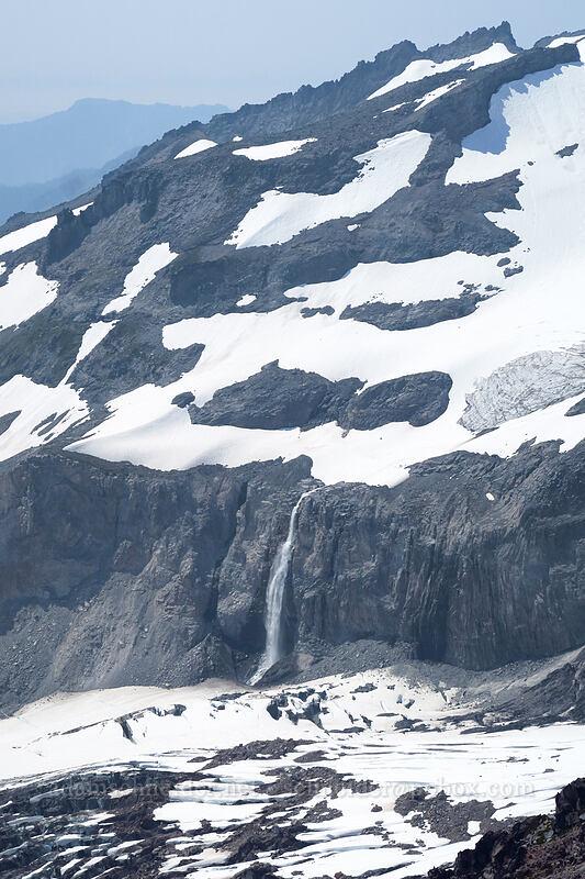 Wilson Glacier Falls [above Paradise, Mount Rainier National Park, Washington]