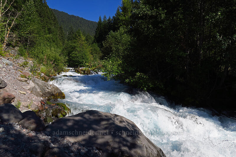 Rubble Creek [Garibaldi Lake Trailhead, Garibaldi Provincial Park, British Columbia, Canada]