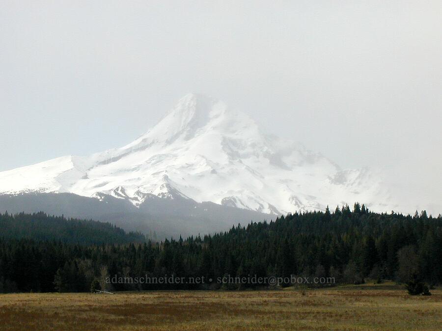 northeast side of Mt. Hood [Laurance Lake Drive, Parkdale, Oregon]